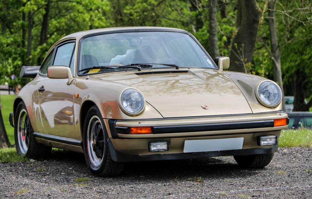 Anciennes et collection Porsche